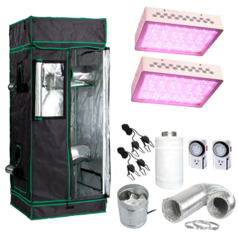 Digital Grow Complete LED Grow Kit