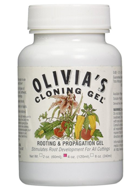 Olivia's Solution OCG4 4-Ounce Olivia's Cloning Gel for Plants