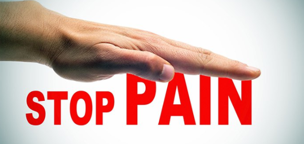 pain relief from cbd