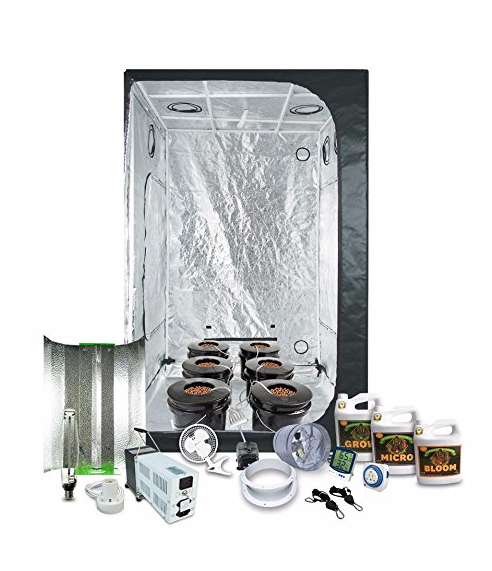 Complete Hydroponic Grow Kit