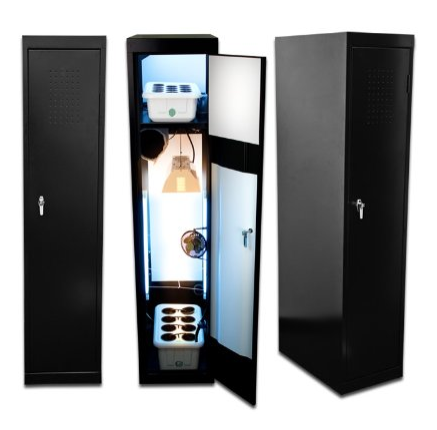 Superlocker 150watt Hydrponic Grow Box Cabinet