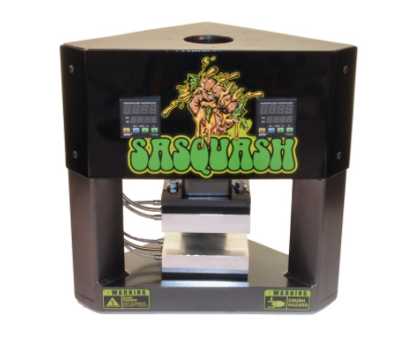 Sasquash M1 Rosin Press Review