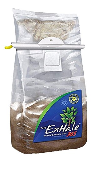EXHALE 365 - SELF ACTIVATED CO2 BAG HOMEGROWN