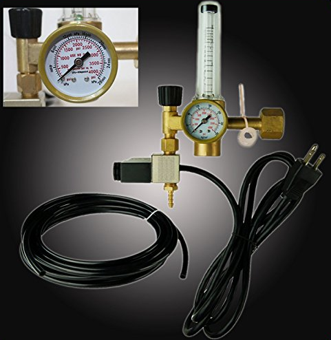 Hydroponics (Co2) Regulator Emitter System