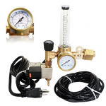 SPL Co2 Regulator Emitter System with Solenoid Valve
