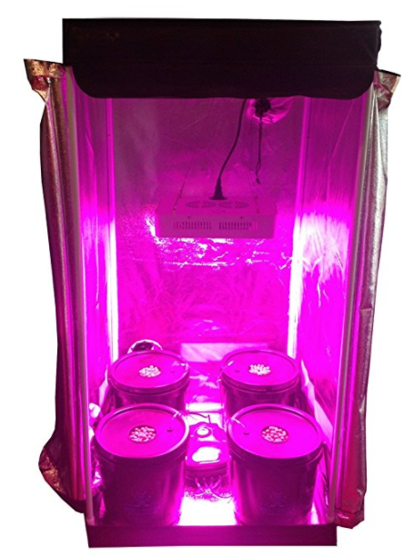 Abbaponics 300 Watt LED Grow Kit