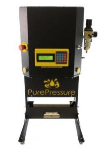 Industrial Rosin Press