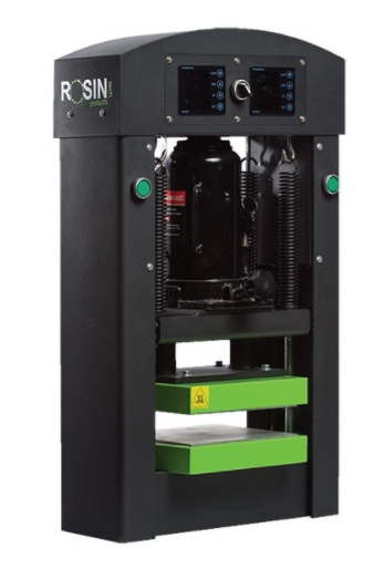 Rosin Hydraulic H - Frame Rosin Press (20 Ton) Review