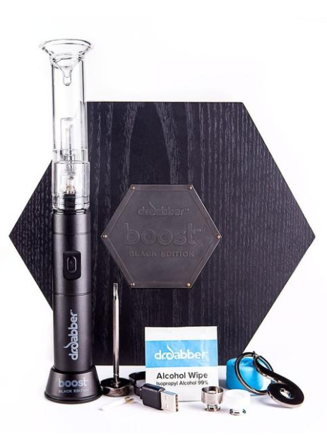 Dr. Dabber Boost Black Edition Portable eRig Review