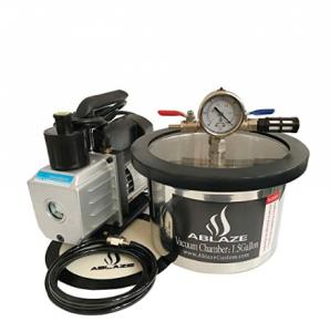 1.5 gallon vacuum chamber