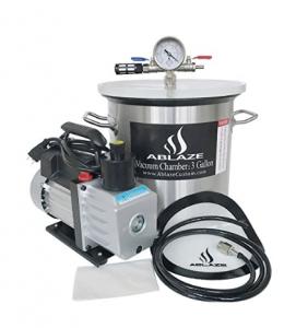 Ablaze 3 Gallon Vacuum Chamber
