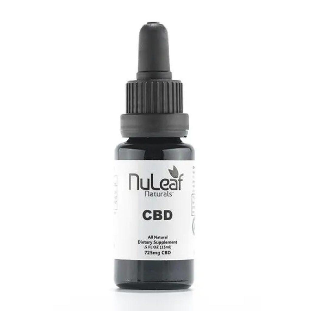 Nu leaf Full Spectrum CBD Oil