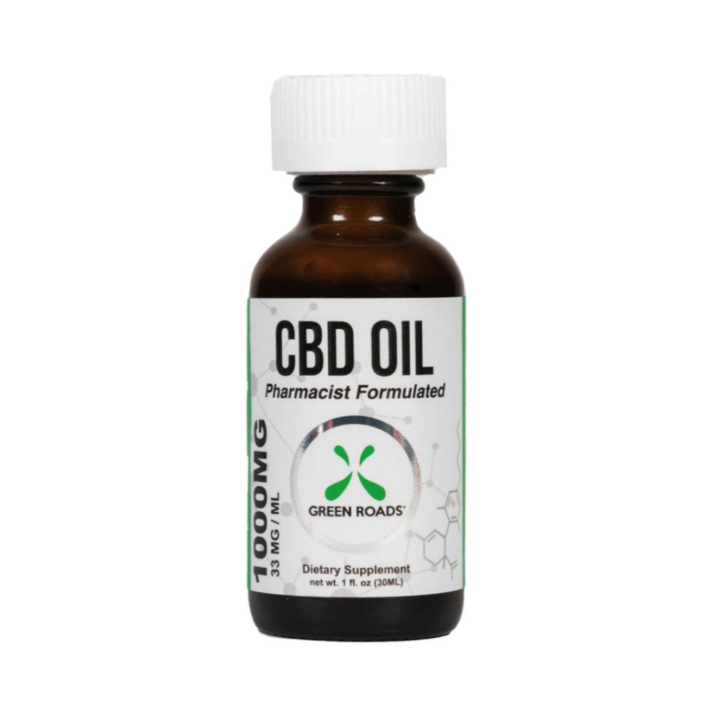 THC-Free CBD Oils Green Roads
