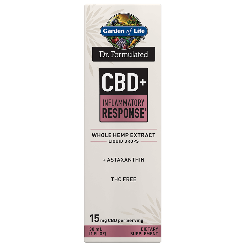 Dr. Formulated CBD Oil