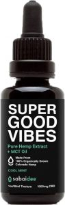Super Good Vibes​ CBD Oil