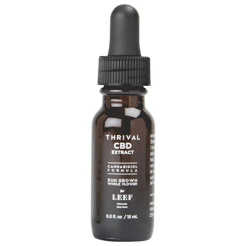 Leef Organics full spectrum cbd oil