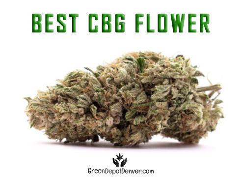 Best CBG Hemp Flower