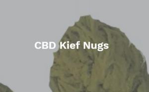 CBD Kief Nugs